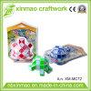 72 parti di Plastic Puzzle Toys con il PVC Caso Packing