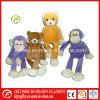 Singe chaud de peluche de vente, jouet d'ours pour le cadeau de promotion