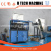 가득 차있는 Automatic Pet Bottle Blower 또는 Bottle Making Machine