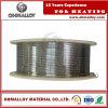 Résistance précise d'alliage recuite par fil du fournisseur Ni60cr15 du certificat Nicr60/15 de GV