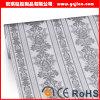 Papier peint auto-adhésif de PVC avec le film bon marché de PVC des prix de qualité de modèle de fleur