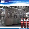 気体炭酸水・のための自動完全な水びん詰めにする機械装置