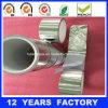 Cinta auta-adhesivo incombustible del papel de aluminio de la anchura de la alta calidad 48m m de la alta calidad