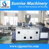 Plastikextruder-Plastikrohr-Extruder Belüftung-Rohr-Strangpresßling-Maschine