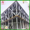 Taller para la construcción de acero prefabricados