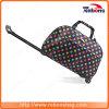 Портативный солнечный чемодан запятнал напечатанный мешок вагонетки багажа