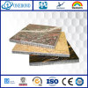 壁のクラッディングのための自然な石造りの平板の蜜蜂の巣のパネル