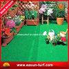 Jardinería monofilamentos de césped artificial para jardín