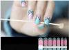 Стикер ногтя переноса воды модного искусствоа 3D временно