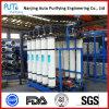 Planta purificada industrial del sistema uF de la ultrafiltración del agua