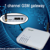 Passagem da edição 1FXS+1GSM GoIP1 /GSM VoIP Terminal/GSM VoIP com antena interna