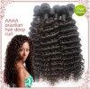 7A等級のインドのバージンのRemyの人間の毛髪の織り方または毛の拡張