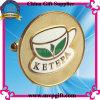 Gemello dell'oro del metallo per il regalo di promozione (m-ck04)