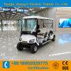 Veículo Sightseeing elétrico projetado novo de quatro rodas do golfe de 6 pessoas com Ce