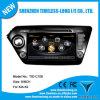 GPS A8 Chipset RDS Bt 3G/WiFi DSP Radio 20 Dics Momery (TID-C106)構築ののKIA K2 2011-2012年のための車DVD