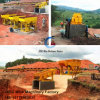 Giacimento detritico Coltan Washing Plant per l'Africa Coltan Mining