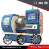 Scherpe CNC van de Oppervlakte van het Wiel CNC van de Reparatie van de Legering van de Machine Automatische Draaibank