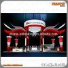 Cabina modular de la exposición de la venta caliente de aluminio