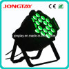 18PCS* 10W RGBW 4 en 1 Wash LED PAR Light