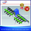 Pipe de la puissant 360 de construction navale/profil/ligne satisfaisante production à la machine de feuille/découpage ovale de pipe