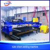 De hoge Efficiënte CNC Apparatuur van het Gat van de Pijp van de Buis van de Plaat van het Staal van de Vlam van het Plasma Scherpe