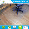 、46  W X 60  D長方形の薄いCommercial-Gradeカーペットのための椅子のマットゆとり