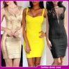 2014 kleedt de Recentste Sexy Cocktail van Vrouwen de Hete Kleding van het Verband van de Verkoop Goedkope