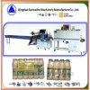 Petite machine d'emballage en papier rétrécissable de bouteilles de Swf-590 Swd-2500