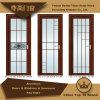 Windowsのアルミニウムかアルミニウムドアおよび浴室のドアおよび開き窓のドア