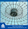 Telhado de aço da clarabóia do fardo para o edifício da decoração