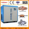 Compresor de aire de cobre del tornillo del extremo del aire