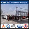 Cimc cargaison de Huajun/de barrière bas de page chauds semi avec le mur latéral