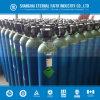 Cylindre de gaz à haute pression de cylindre de gaz d'acier sans couture (en IS09808-1)