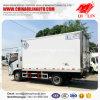 Groenten en de Vruchten Bevroren Vervoer Gekoelde Vrachtwagen van de Bestelwagen