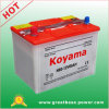 N60 (60ah 12V) Car Battery Dry Charged Battery Rechargeable Battery