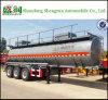 Tri-Essieu semi-remorque liquide corrosive de réservoir de 20 mètres cubes