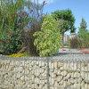 Сетка Gabion сада сваренная загородкой