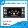 2 DIN Car DVD para Benz Slk Class 2004-2009 com Built-in Chipset A8 GPS RDS Bt 3G / WiFi DSP Rádio 20 Dics Momery (TID-C096)