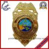 La divisa de encargo del Departamento de Policía de la fecha de Miami, policía de la Florida Badge