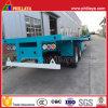 Vrachtwagen van de Container van drie Assen 40FT Flatbed