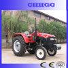 Trattore di agricoltura dell'azionamento della rotella del trattore 90HP due della rotella del macchinario agricolo