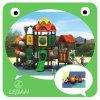 Les enfants merveilleux château Aire de jeux de plein air en plastique (12097A)