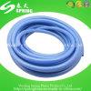Boyau de jardin de tissu-renforcé de PVC des prix bon marché/boyau de l'eau