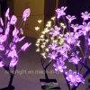 다중 색상표 홈 훈장 빛 LED 벚나무