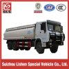 caminhão de tanque do aço do carbono do chassi de 17000L 6X4 HOWO