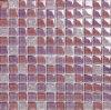 Azulejo de mosaico del vidrio cristalino de mosaico de la pared (HGM237)