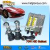 H4-3 70W VERBORG Uitrusting Bixenon