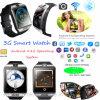 3G 심박수를 가진 지능적인 시계 전화 및 방수 Q18 플러스