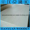 madeira compensada descorada branca do Poplar de 12mm