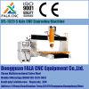 Ranurador del CNC del eje Xfl-1325 5 para la madera de la industria del molde, espuma, plástico, aluminio, metal, vidrio, máquina de grabado de cerámica del CNC